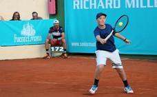 Ferrero y Safin, una final de época en la Senior Master Cup