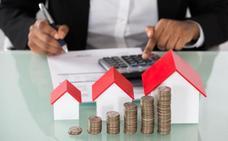El euríbor sube por primera vez en 4 años y deja de abaratar las hipotecas