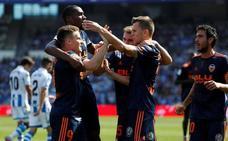 El Valencia se reencuentra con la victoria