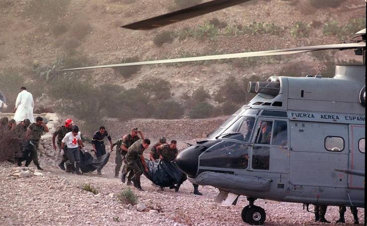 Veinte años del accidente aéreo del Pauknair, que dejó 38 muertos