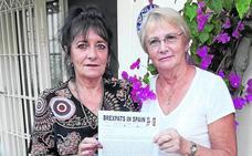 Británicos en la Costa acusan a Theresa May de negarles sus derechos fundamentales
