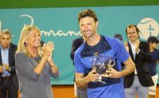 Juan Carlos Ferrero ya tiene la Senior Master Cup