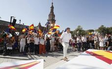 Díaz, acosada por los 40 años y el diálogo con Cataluña