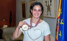 Ana Carrasco: «Mi triunfo ayudará a que sea más fácil para una mujer llegar al Mundial»