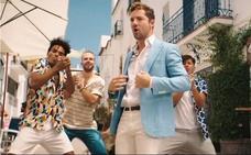 David Bisbal estrena el videoclip de 'Perdón', grabado en Marbella