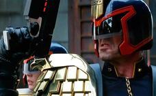 El Juez Dredd se tiñe de luto