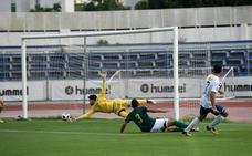 Sufrido triunfo del Marbella (2-1)