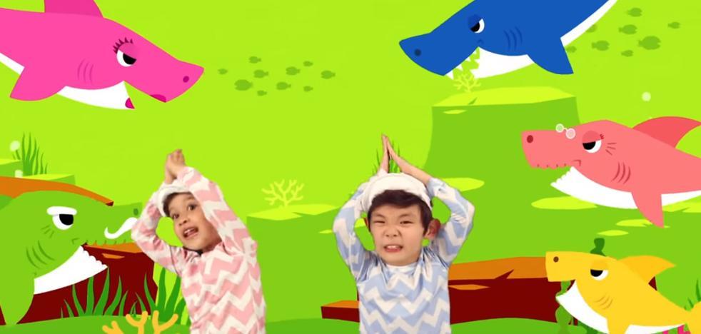 'Baby Shark', el tema viral que cantan hasta los protagonistas de 'Juego de Tronos'