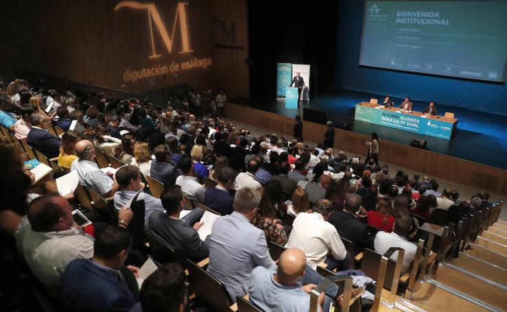 Málaga acoge el IV Foro Alianza para la FP Dual