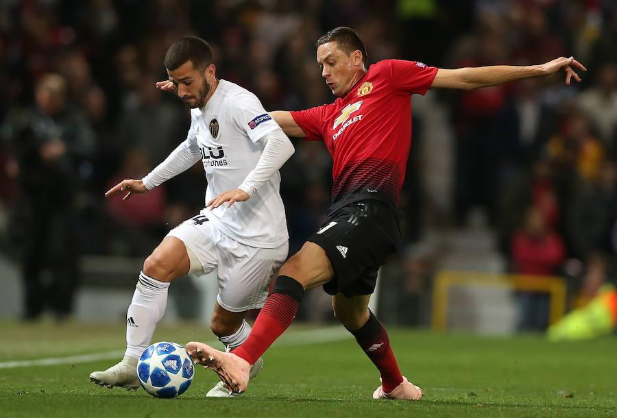 La UEFA abre expediente por el retraso en el comienzo del Manchester United-Valencia