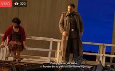 Directo | Carlos Álvarez abre la temporada del Teatro de la Zarzuela con 'Katiuska'