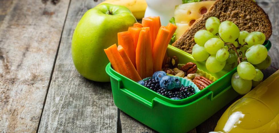 Desayunos saludables (y fáciles) para llevar al cole