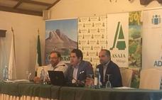 Más de un centenar de agricultores participan en la XV edición de la Jornada Técnica de Olivar de Asaja Málaga