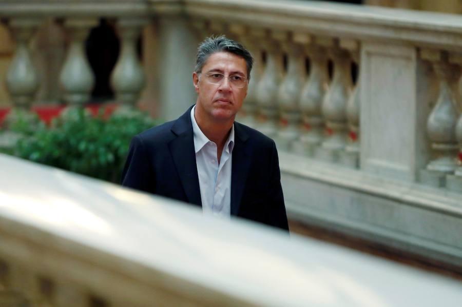 El líder del PP catalán dimite y convoca un congreso