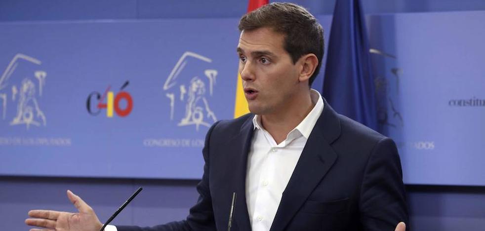 Rivera insiste en la reforma electoral para restar influencia a los nacionalistas