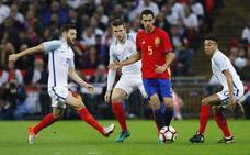 El España-Inglaterra del día 15, «de alto riesgo»