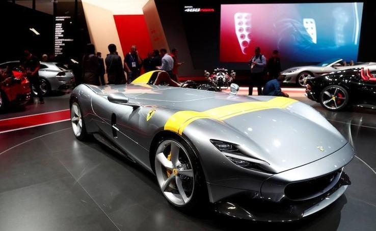 Estos son los coches más impresionantes del Salón del Automóvil de París