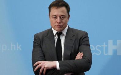 Elon Musk se mofa de la Comisión del Mercado de Valores