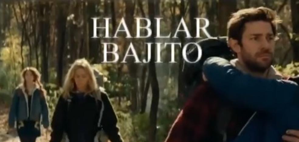 'Hablar bajito, la película', la respuesta de los vecinos del Centro a la propuesta del alcalde de Málaga