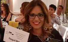La peluquera malagueña Raquel Mata, premiada por su trabajo en Facebook
