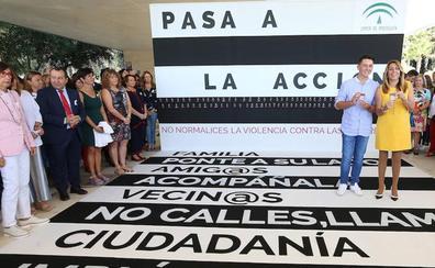 Susana Díaz pide más formación en perspectiva de género en el ámbito judicial