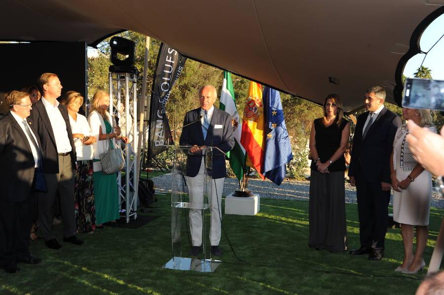 Colocan la primera piedra del hotel Four Seasons de Marbella