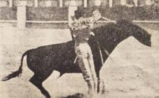 La memorable tarde de los toros de Coquilla