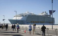 Octubre histórico al atracar 58 cruceros con capacidad para 106.000 pasajeros