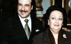 Despedida de Carlos Álvarez a Montserrat Caballé: 'Se fue la amiga'