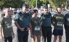 La IV Carrera Popular Guardia Civil Málaga, en imágenes