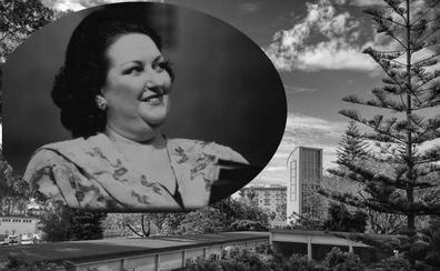 El IES Nuestra Señora de la Victoria homenajeará este lunes a Montserrat Caballé
