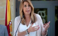Díaz subraya la «apuesta» de su Ejecutivo por «acercar la cultura a cada rincón» de Andalucía