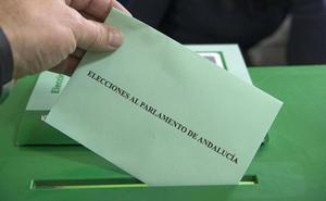Díaz, Moreno, Rodríguez y Marín repiten como candidatos a la Junta en las primeras andaluzas sin aspirante de IU