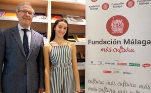 La Fundación Málaga costeará la beca de la malagueña aceptada por la Academia del Bolshoi