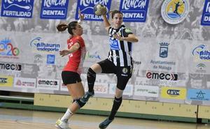 Emma Boada, la única representante de Málaga con las 'Guerreras'