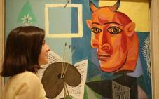 Inauguración de la exposición 'El sur de Picasso. Referencias andaluzas'