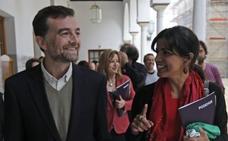 Rodríguez y Maíllo (Unidos Podemos): «El adelanto es una muestra de debilidad»