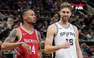 Los españoles se siguen poniendo a punto en la NBA