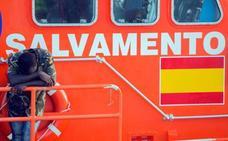 El SUP critica la situación de los agentes que tienen que trasladar a migrantes a San Roque