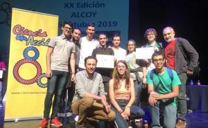 Reconocimiento para los alumnos rondeños en el concurso Ciencia en acción