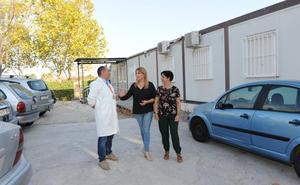 La Junta reubica los servicios del centro de salud para iniciar la obra de San Pedro este mes