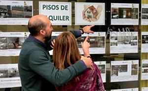 Grandes inversores se interesan por entrar en el alquiler de vivienda, que acumula una subida de precios del 48% en cinco años en Málaga