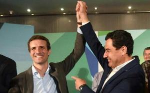 Casado apela al voto útil en Andalucía para combatir al PSOE «de los ERE y las prostitutas»