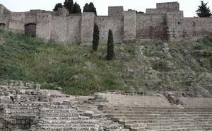 Herido un niño después de caer desde una altura de siete metros en la Alcazaba