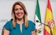 Susana Díaz apela a la estabilidad para anticipar las elecciones andaluzas al día 2 de diciembre