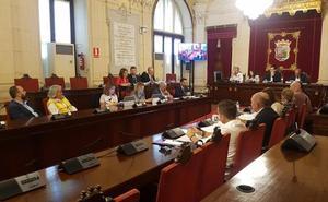 El PSOE denuncia que Urbanismo no ha tramitado una sanción contra el alcalde y los concejales que concedieron una licencia de obras para la fábrica de cemento en 2003