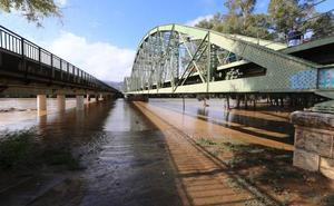 ¿Seguirán las lluvias durante el puente del Pilar en Málaga?
