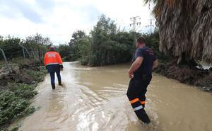 La Aemet activa este jueves el aviso amarillo en Málaga por lluvias