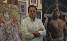 Raúl Berzosa hará el cartel de la Semana Santa de Córdoba