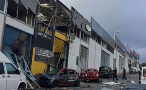 Investigan dos atentados con artefacto explosivo en Benahavís y San Pedro